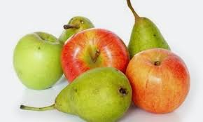 Яблоки и груши для повидла фото