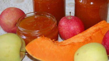 Повидло из яблок и тыквы на зиму фото